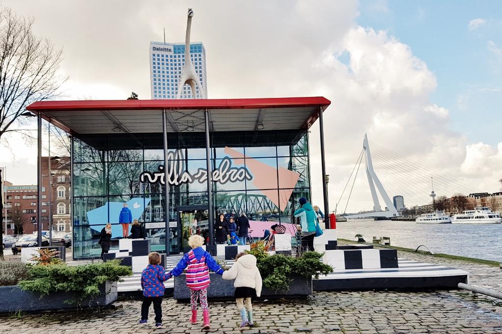 Dagje uit: Zelf! in Villa Zebra Rotterdam -Mamaliefde.nl