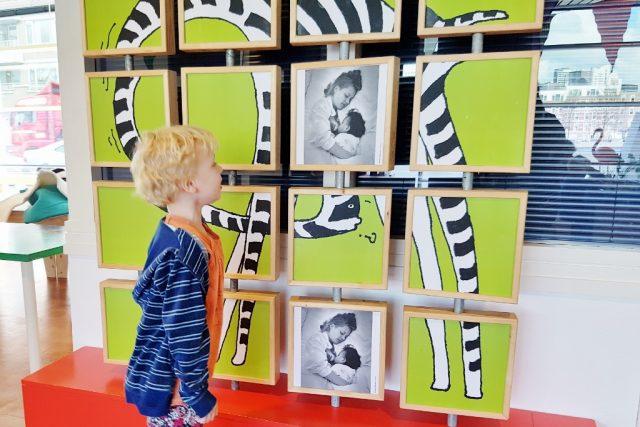 Villa zebra kunst museum voor peuters, kleuters en kinderen in Rotterdam - Mamaliefde.nl