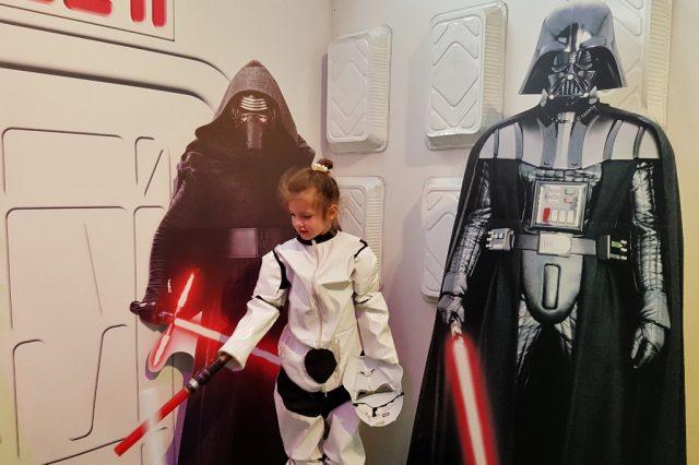 Store Wars; 40 jaar of Star Wars