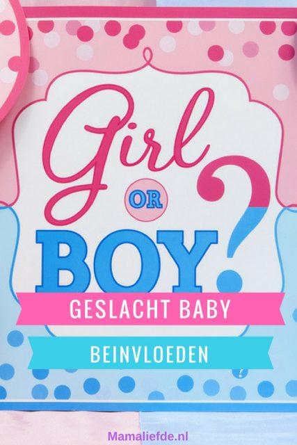 Hoe je het geslacht van de baby kan beïnvloeden voor of tijdens de zwangerschap? Met behulp van een gender consult of andere methodes zoals zoutarm en calciumrijk dieet, tot moment en standjes - Mamaliefde.nl