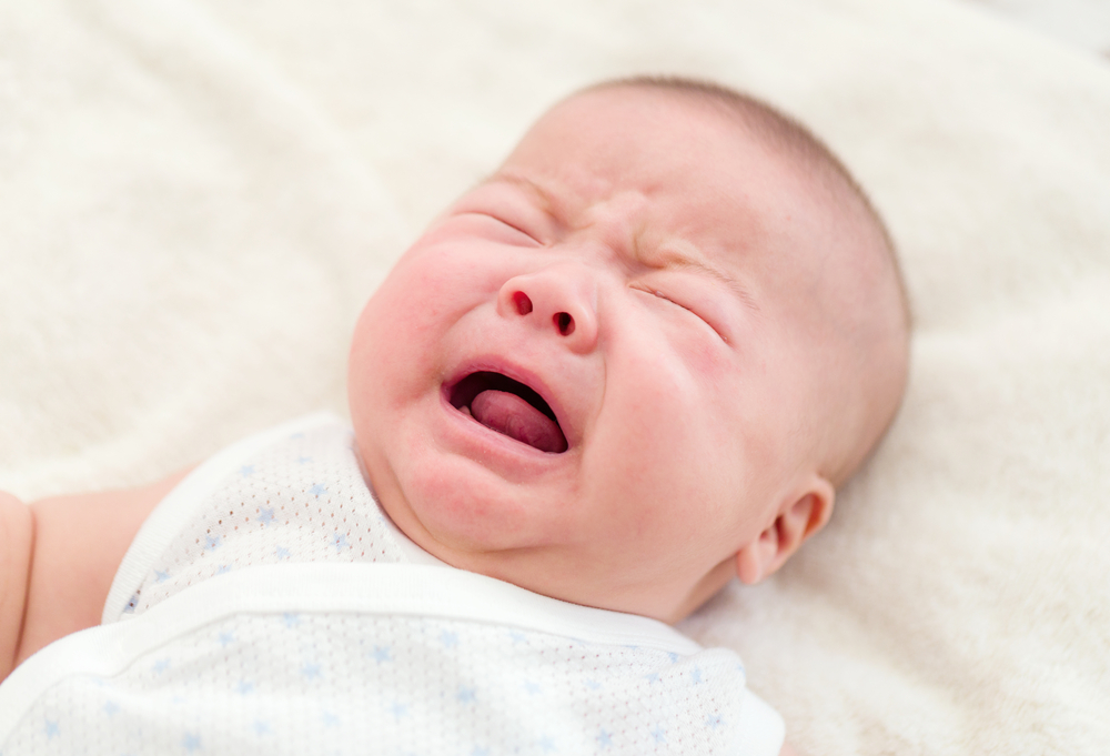 Waarom je baby huilt / huilbaby is - Mamaliefde.nl