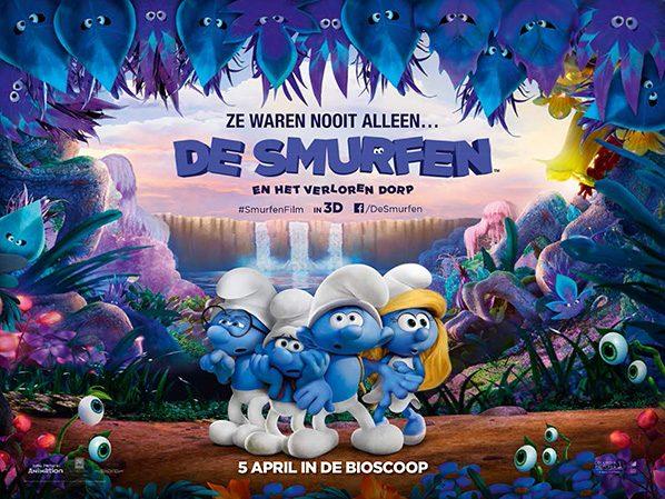 Recensie: de Smurfen en het Verloren Dorp - Mamaliefde.nl