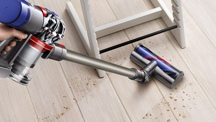 dyson v8 absolute snoerloos review ervaringen. Black Bedroom Furniture Sets. Home Design Ideas