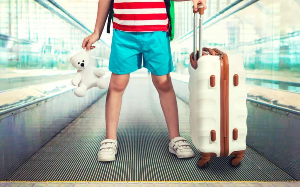 Waarom reizen met kinderen goed is voor de ontwikkeling - Mamaliefde.nl