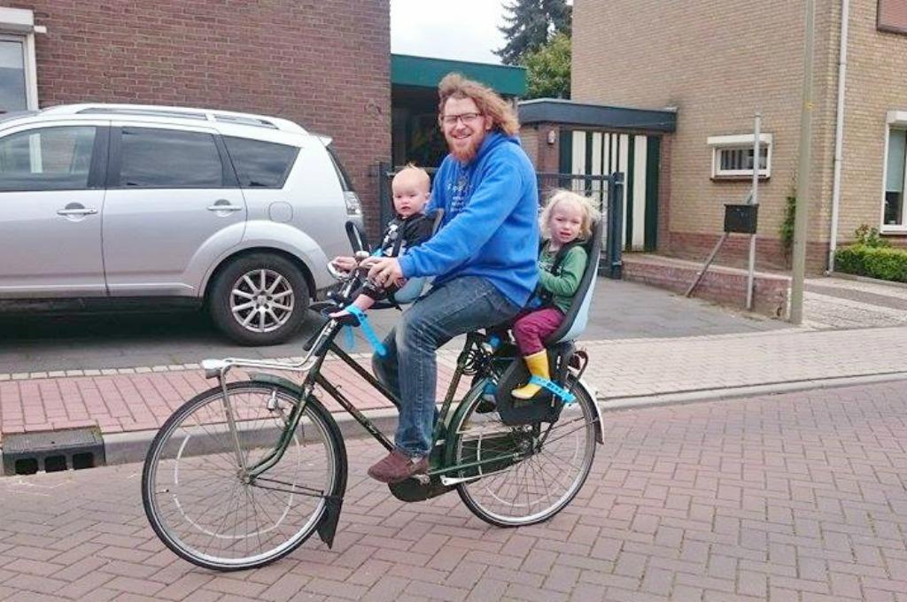Review: Thule Yepp Nexxt Mini en Maxi fietsstoel - Mamaliefde.nl