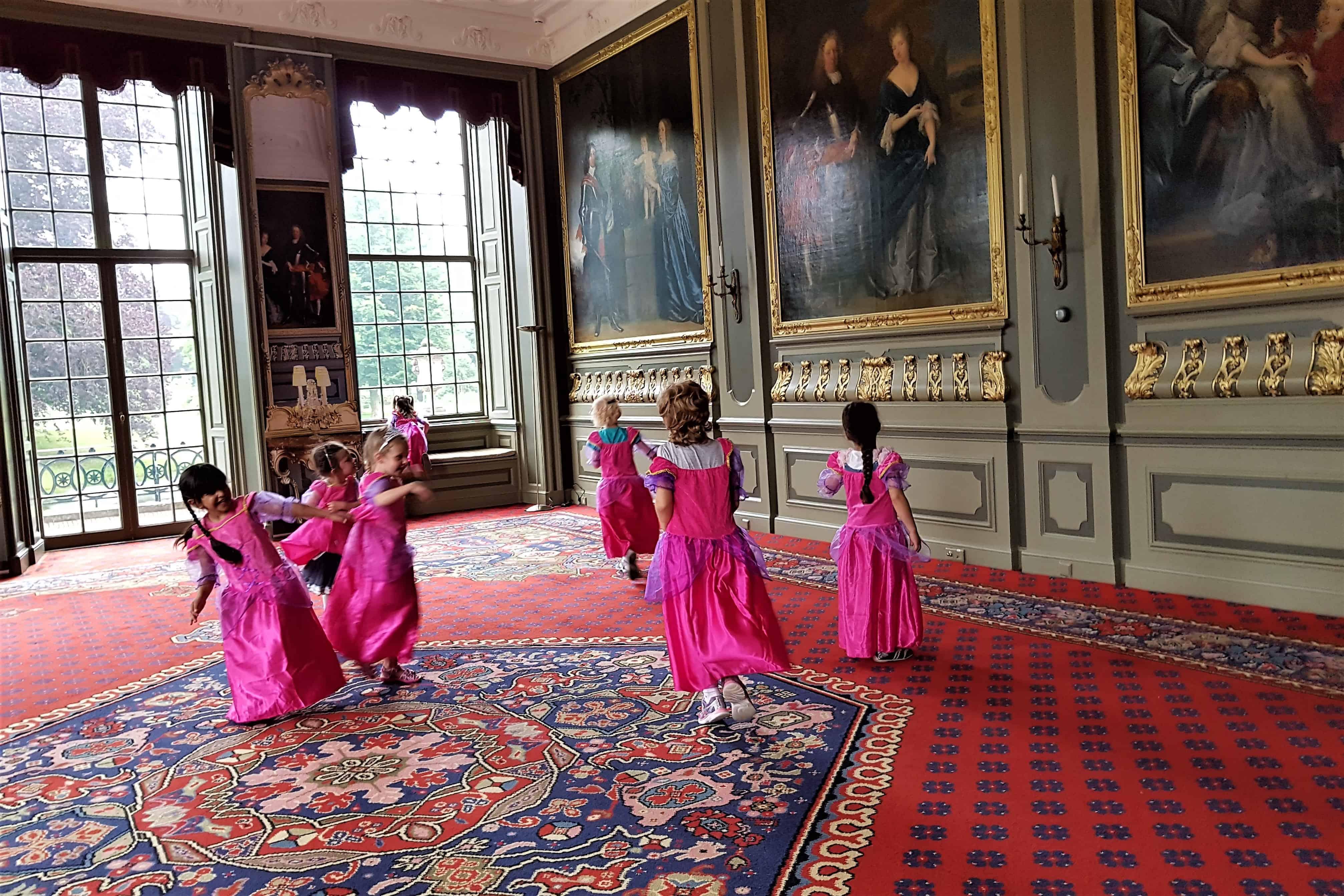 Magnifiek Prinsessen activiteiten & spelletjes & knutselen oa voor thema @LP58