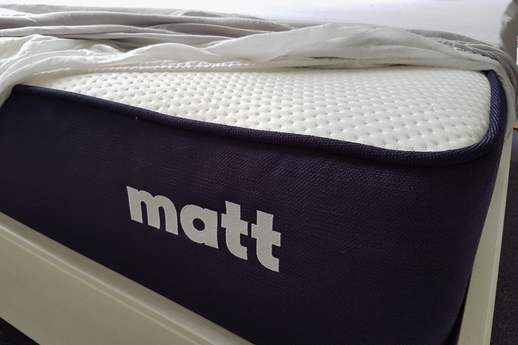 Review: Matt Sleeps matras voor twee personen - Mamaliefde.nl