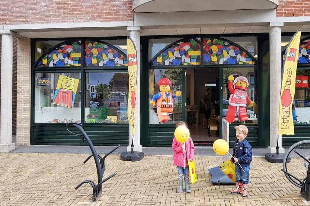 Legoshoppen bij BrickKing in Nieuwerkerk aan de IJssel - Mamaliefde.nl