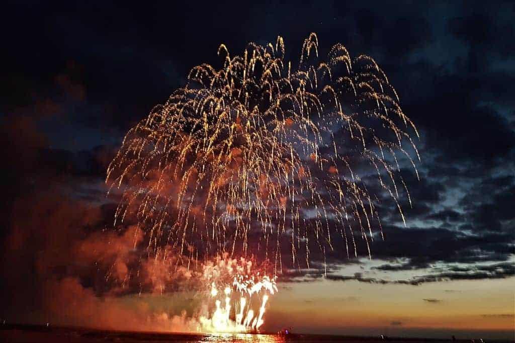 Internationaal Vuurwerkfestival Scheveningen bekijken met kinderen? - Mamaliefde.nl
