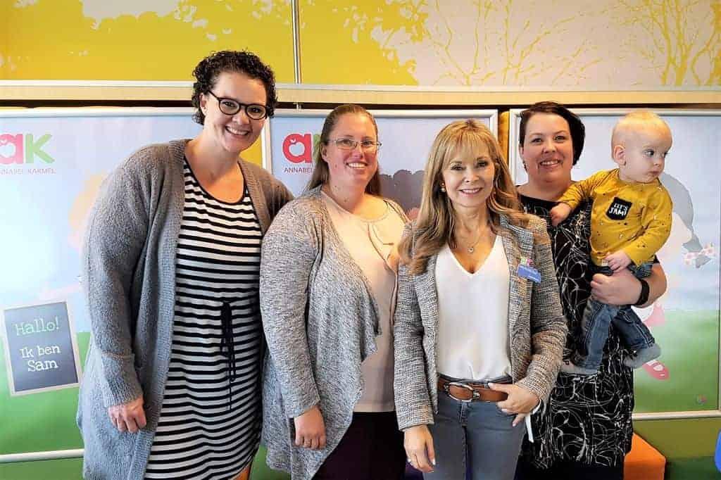 Baby- en kindervoeding van Annabel Karmel nu ook in Nederland! - Mamaliefde.nl