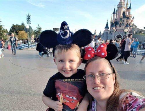 Moeder-zoon weekendje weg Villages Nature Paris & Disneyland