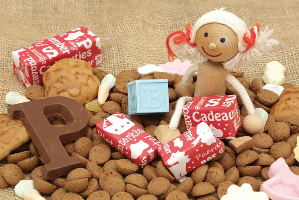 Zeer Sinterklaasspel voor pakjesavond met speurtocht, opdrachten  #LI25