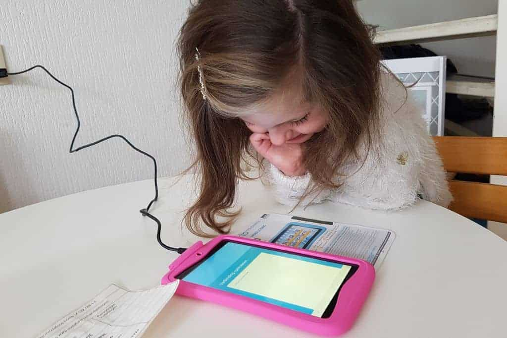 Telekids Kurio Tab Advance; test review & specificaties - Mamaliefde.nl