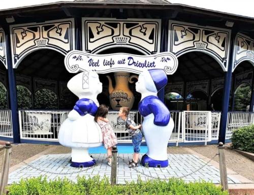 Familiepark Drievliet; van achtbanen en attracties voor jonge kinderen