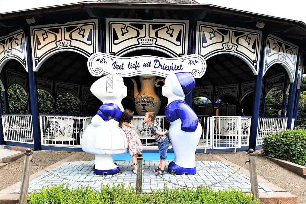 Familiepark Drievliet; van achtbanen en attracties voor jonge kinderen - Mamaliefde.nl