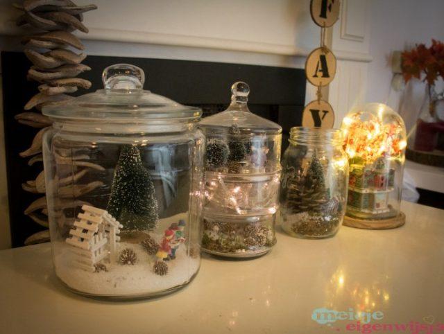 New Originele ideeën kerstdecoratie zelf maken; voor buiten of op @OT81