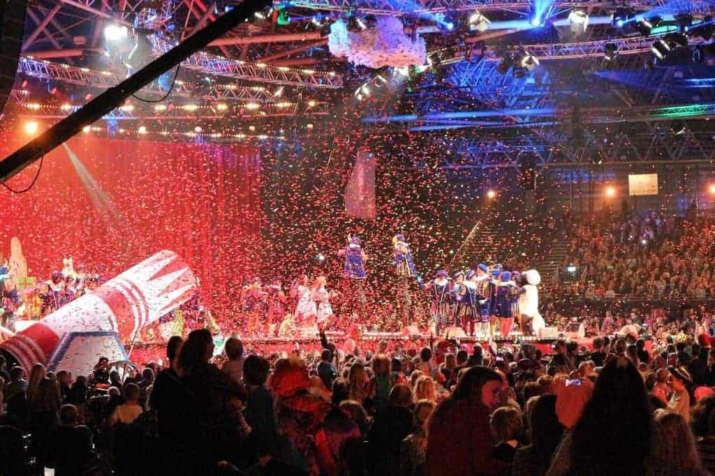 Grote Zapp Sinterklaasfeest Jaarbeurs Utrecht - Mamaliefde.nl