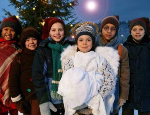 Kerst met Linus; afleveringen serie kijken en namen cast