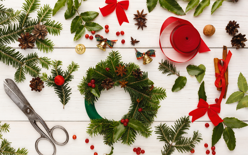 Vijf leuke kerstdecoratie- / interieur-diy's- Mamaliefde.nl