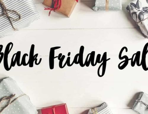 Black Friday & Cyber Monday (speelgoed)aanbiedingen 2019