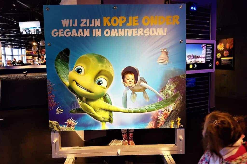 Omniversum Den Haag; Sammy's avonturen - Mamaliefde.nl