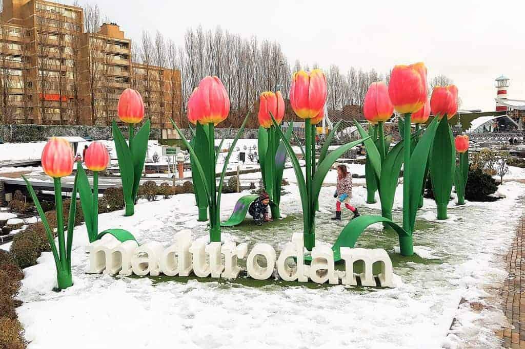 Winterweken bij Madurodam - Mamaliefde.nl