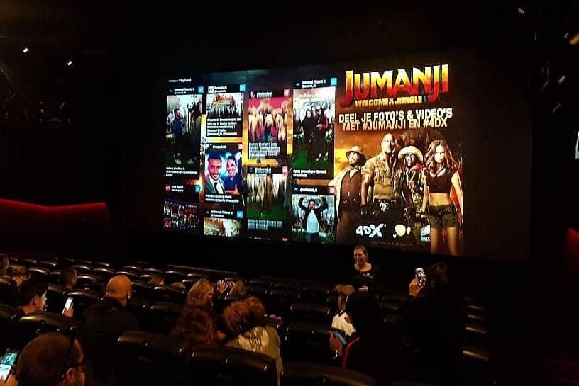 Recensie: Bioscoopfilm Jumanji 4dx; Welcome to the jungle! - Mamaliefde.nl