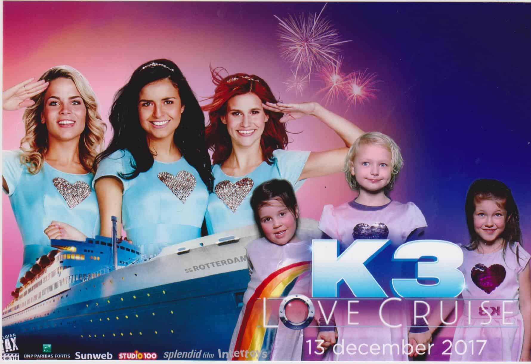 Recensie K3 film Love cruise - Mamaliefdenl