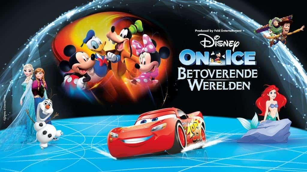 Disney on Ice 2017; De Betoverende Werelden - Mamaliefde.nl