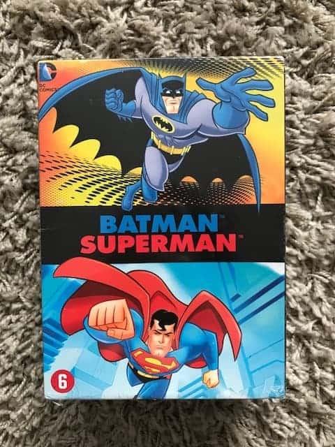 Review: DVD Batman – Spiderman - Mamaliefde.nl