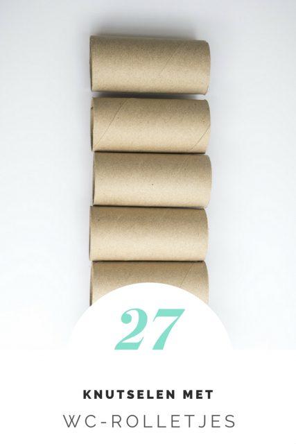 27x voorbeelden ideeën knutselen met wc-rollen - Mamaliefde.nl
