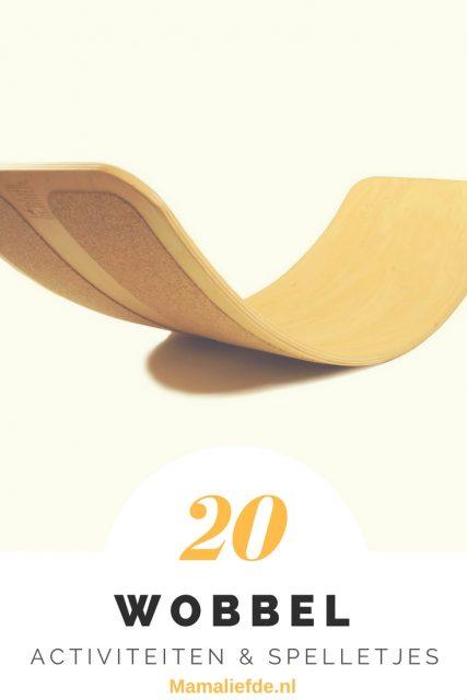 Wobbel board; 20x spelideeën & activiteiten voor als je je afvraagt wat je met dit balansbord kan doen? Van wobbelyoga tot aan hindernisbanen - Mamaliefde.nl