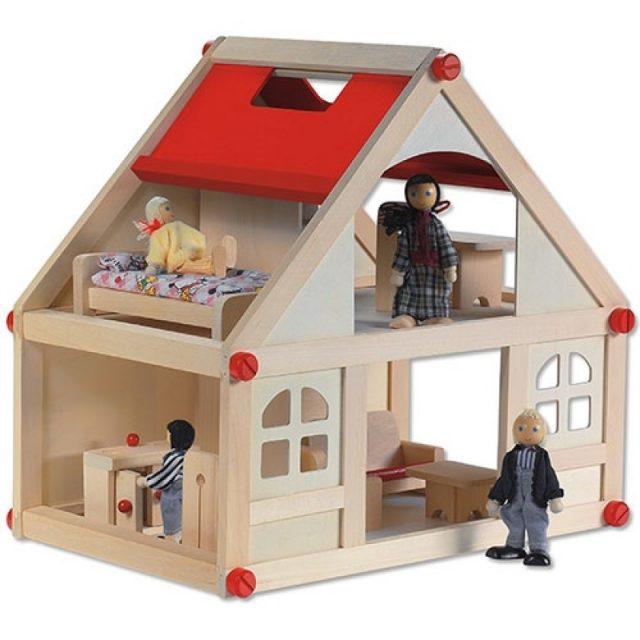 poppenhuis top 9 wit houten of barbie huizen ook voor 3