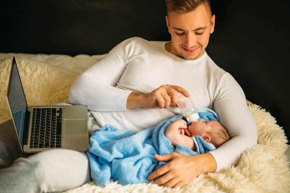 Geboorteverlof / partnerverlof na de bevalling - Mamaliefde.nl