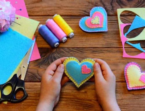 11x Knutselen voor Valentijn met kinderen