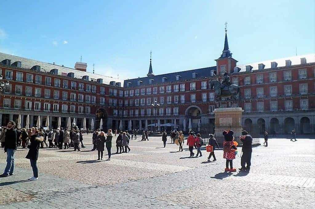 Madrid; bezienswaardigheden, uitjes en activiteiten - Mamaliefde.nl