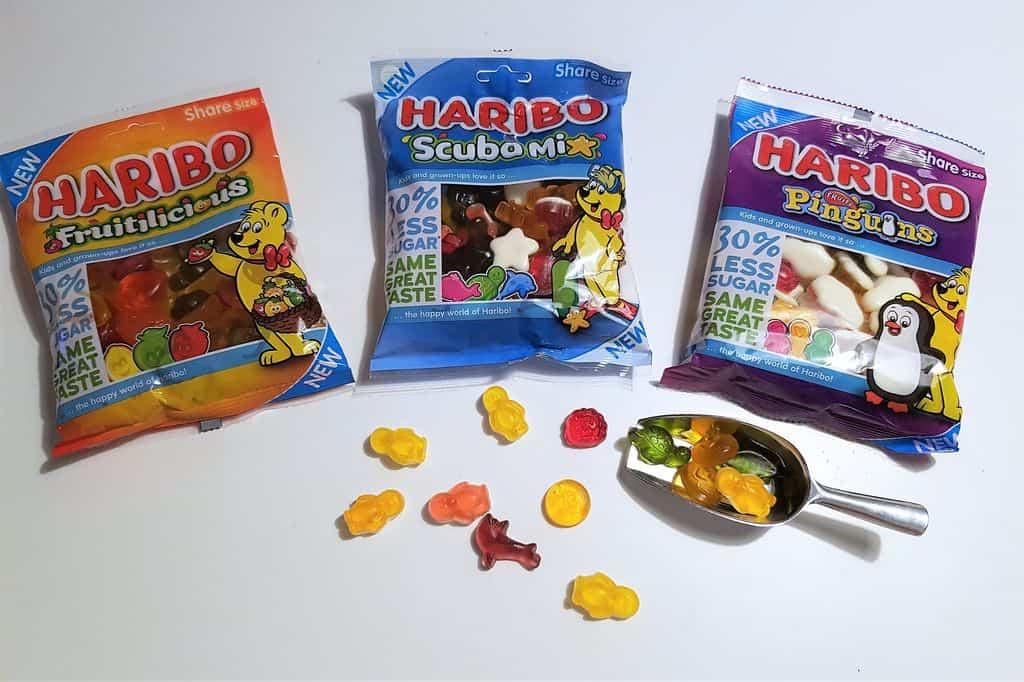 Nieuw: Haribo met 30% minder suiker - Mamaliefde.nl