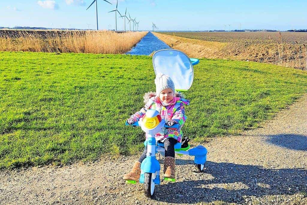 Review: VTech Super Trike 4 in 1 interactieve driewieler - Mamaliefde.nl