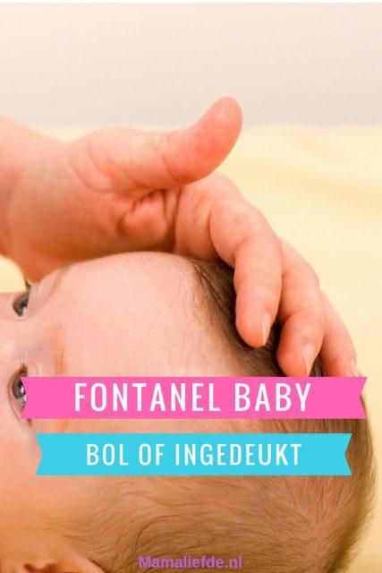 Fontanel baby; wat als hij bol of ingedeukt is en wanneer groeit hij dicht? - Mamaliefde.nl