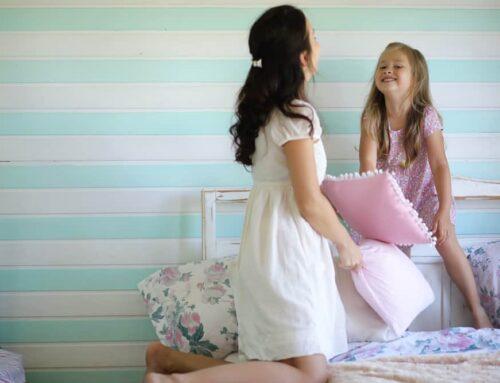 25 redenen voor een peuter om wakker te worden…en te blijven