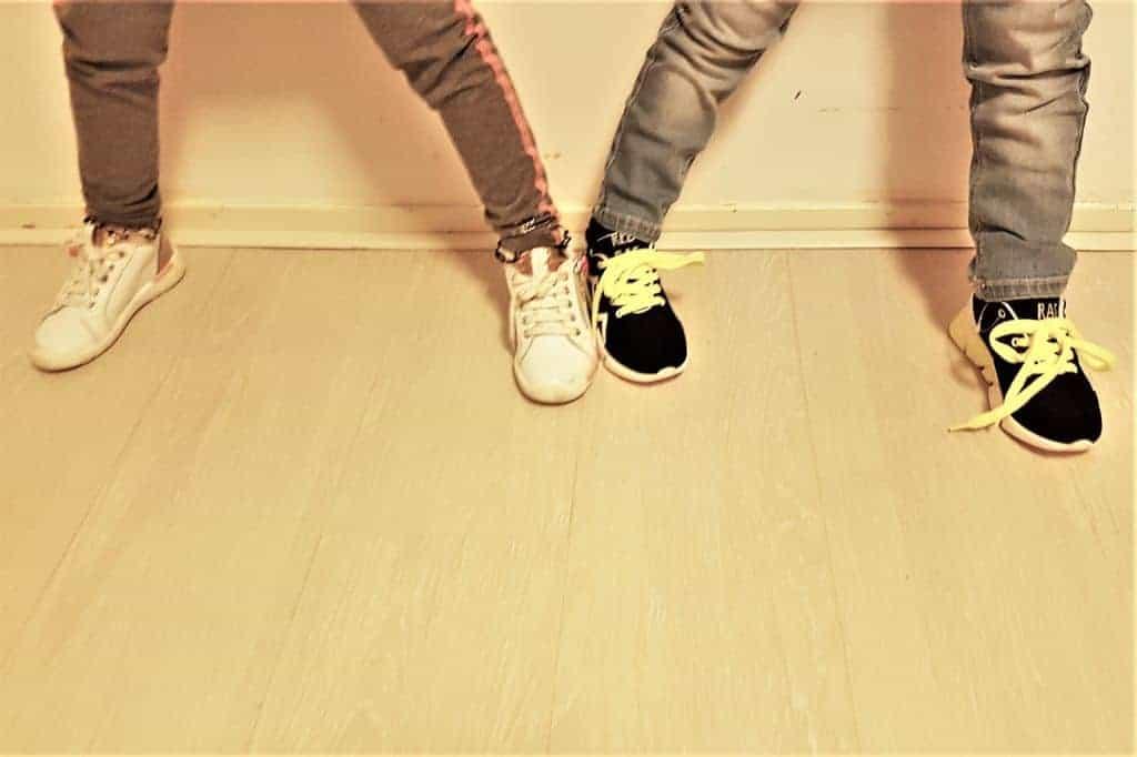 Klaar voor de heapste sneakers - Mamaliefde.nl