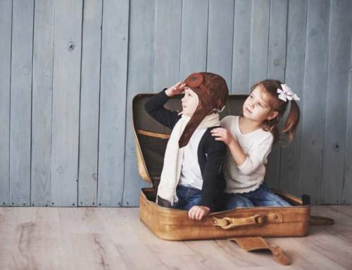 Verre reizen met kinderen; kindvriendelijke bestemmingen