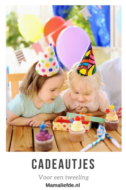 Cadeautjes derde verjaardag van een tweeling - Mamaliefde.nl