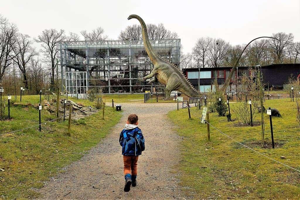 oertijdmuseum boxtel; een heus dino museum vlakbij eindhoven