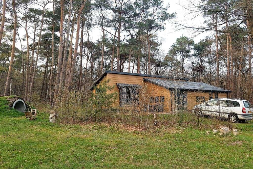 Natuurcamping de Lemeler Esch Ommen; overnachten in bungalow met zwembad en restaurant - Mamaliefde.nl