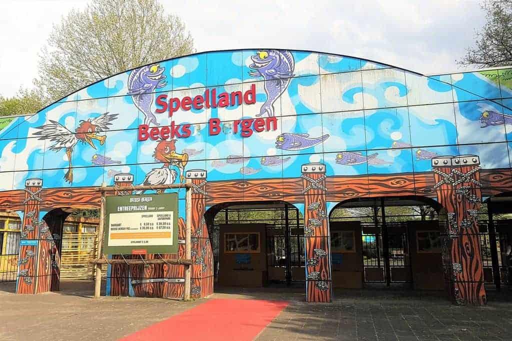 Speelland Beekse Bergen - Mamaliefde.nl