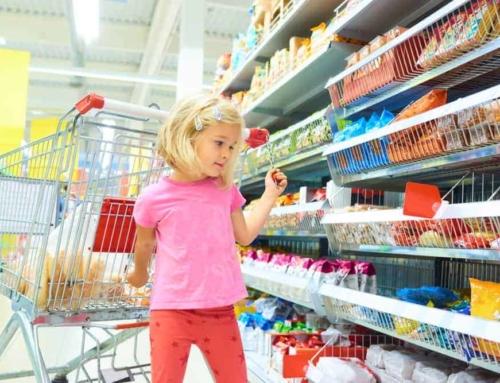 Boodschappen doen met kinderen; 13 tips!