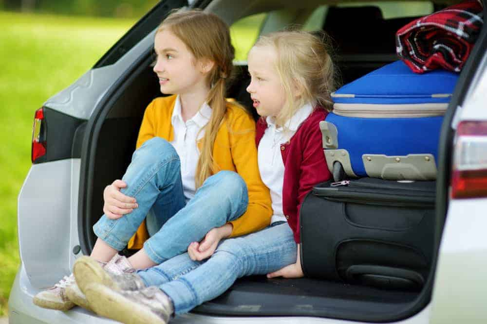 Naar huis rijden na vakantie; 10 gedachten als moeder - Mamaliefde.nl