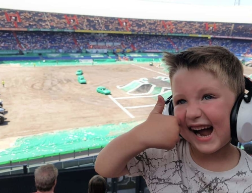 Monster Jam 2018: Monstertrucks in de Kuip Rotterdam