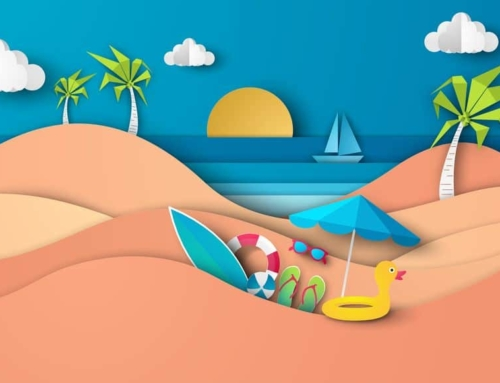 Thema zomer knutselen voor peuters, kleuters en kinderen